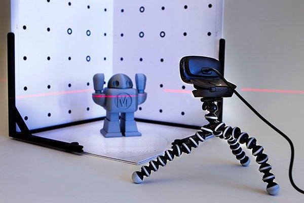 """3D сканер с различными методами работы предлагаем купить в фирме """"3D concept"""""""